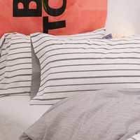 Reversible Stripe Pillowcase Set | Urban Outfitters