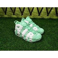 Nike Air More Uptempo ¡°Island Green¡± Sneakers