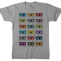 Mixed Tapes - Heather Grey