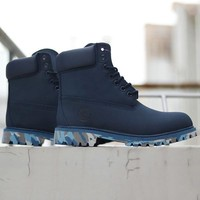 Timberland Boots Waterproof Martin Boots Shoes-5