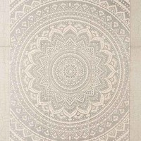 Plum & Bow Sahara Medallion Printed Rug
