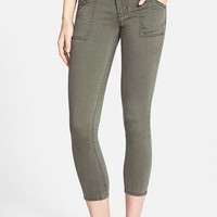 Junior Women's STS Blue Ankle Stretch Skinny Pants,