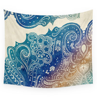 Society6 Mermaid Princess Wall Tapestry