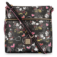 Romancing Minnie Letter Carrier Bag by Dooney & Bourke