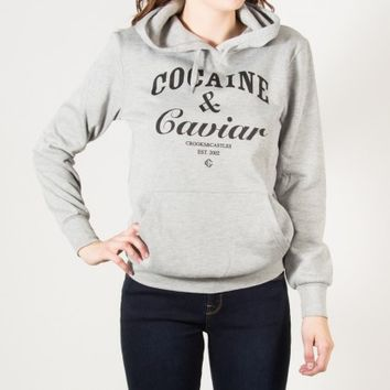 Crooks and Castles D. COCAINE & CAVIAR P/O HDY | Boathouse Stores
