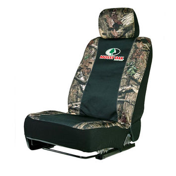 Mossy Oak Camo Low Back Seat Cover