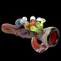 Empire Glass Ollie the Octopus Chillum