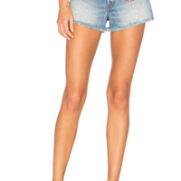 LEVI'S High Rise Wedgie Short in Havana Affair | REVOLVE