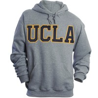 UCLA Bruins Classic Hooded Sweatshirt - Grey
