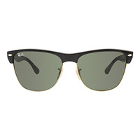 Ray Ban - Clubmaster Oversized Black - Green