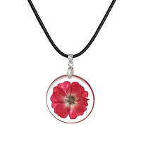 Flower Daisy Necklace