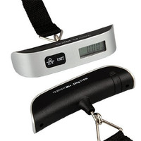 Handheld Weight Scale For Luggage Baggage Digital LCD Readout