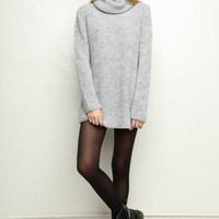AMALIA TURTLENECK SWEATER