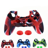 Pro Grip & Thumbstick Kit For Playstation 4™ Controllers