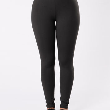 Almost Every Day Leggings - Black