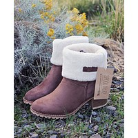 Dusty Addy Booties
