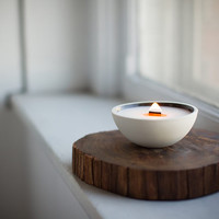 Starry Night soy candle (lavender, juniper, frankincense). Indulge in quiet serenity. 2012 Holiday soy candle collection.