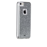 Case-Mate Glimmer Case for iPhone 5C - Retail Packaging - Silver