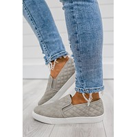 Cova Sneakers - Light Grey