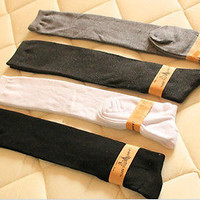 Sexy Women Girl Thigh High OVER the KNEE Socks Cotton Stockings 5 Clours