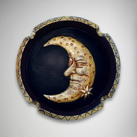Large Moon Ashtray