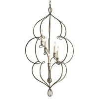 Currey and Company Franklin Chandelier