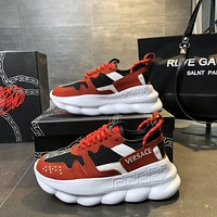 Versace Chain Reaction Sneakers #dsr108
