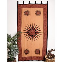 Celtic Sun Curtain