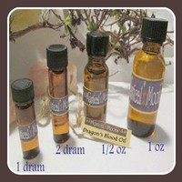 Dragon's Blood Charged Anointing Oil