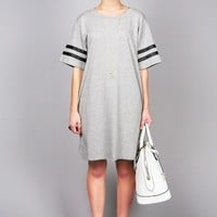 Sports Chic Shirt Dress   Cute Clothes at Pink Ice