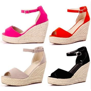 FUN WITH COLORS WEDGES