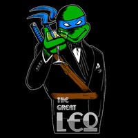 The Great Leo T-Shirt *FREE SHIPPING*