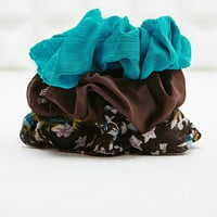 Mixed Scrunchies - Urban Outfitters