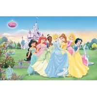 Disney Princess Collection Poster 22x34 RP6681