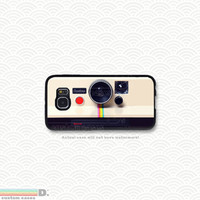 Instant Camera, , Custom Phone Case for Galaxy S4, S5, S6