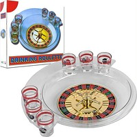 The Spins Roulette Drinking Game by TG