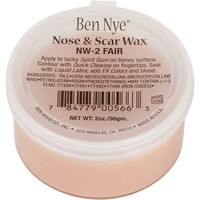 Ben Nye Nose & Scar Wax Fair - Ben Nye Makeup - Brands Frends Beauty Supply