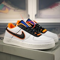 Nike Air Force 1 AF1 Trendy Low-Top Men's and Women's Sneakers Shoes