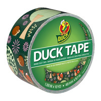 Printed Duck Tape® - Forest Friends | Duck® Brand