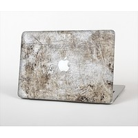 """The Vintage Scratched and Worn Surface Skin Set for the Apple MacBook Pro 13""""   (A1278)"""