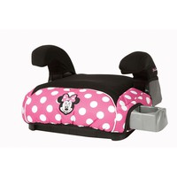 Disney Mickey Mouse & Friends Minnie Mouse Belt-Positioning Booster Seat (Minnie Dot)