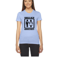 Under new management - Women's Tee