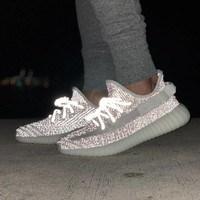 "adidas Yeezy Boost 350 V2 ""Static Reflective"" - Best Deal Online"
