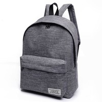 Boys Backpack Bag 2018 Brand Canvas Men women  College Students High Middle School Bags For Teenager Boy Girls Laptop Travel s AT_61_4