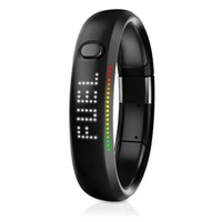 Nike+ FuelBand - Medium / Large - Black Steel  - Apple Store  (U.S.)