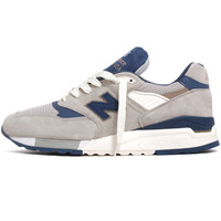 M998CSEF 'Connoisseur Explore By Sea' Sneakers Grey / Navy