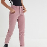 BDG Color Corduroy Mom Pant | Urban Outfitters