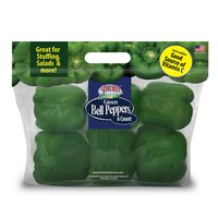Pero Family Farms Green Bell Peppers (6 ct.)