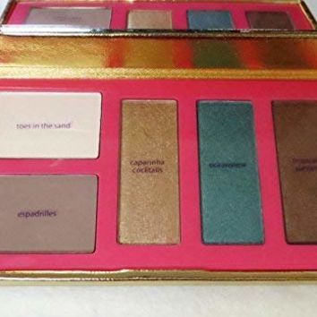 Tarte Golden Days & Sultry Nights Amazonian Clay Collector's Shadow Palette