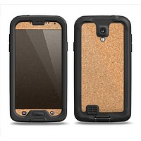 The CorkBoard Samsung Galaxy S4 LifeProof Nuud Case Skin Set